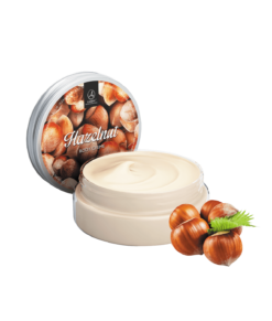 BODY CREAM WITH A COSY HAZELNUT FRAGRANCE 200 ml