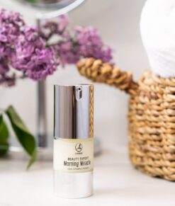 MORNING MIRACLE SER ANTI-RID CU EFECT INSTANT DE INTINERIRE SI ILUMINARE BEAUTY EXPERT 100% VITAMIN C POWER 20ML