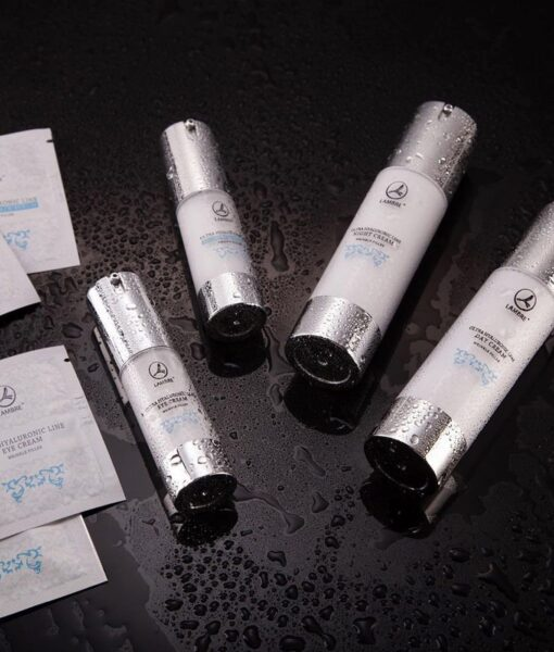 ULTRA HYALURON DAY, NIGHT, EYE, SERUM LINE by Lambre