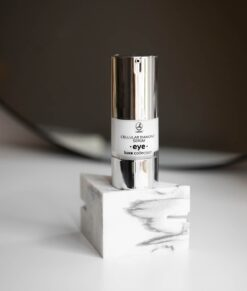 SER CONTUR OCHI ANTI AGING PE BAZA DE PUDRA DE DIAMANTE, COLAGEN, VITAMINA B3 SI ULEI DE MACADAMIA -CELLULAR DIAMOND SERUM EYE LUXE COLLECTION 20ML