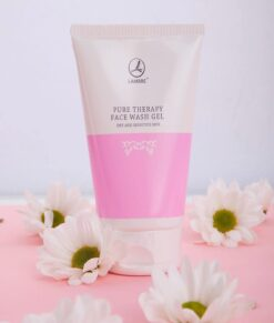 Pure face wash gel Dry skin 120ml