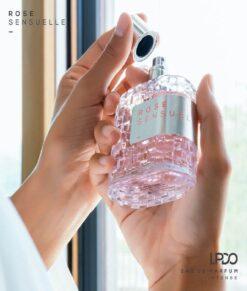 ROSE SENSUELLE LPDO Apa de parfum pentru femei 100ML 2